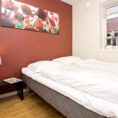 Отель Dal Gjestegaard 3* Апартаменты с различными типами кроватей фото 4