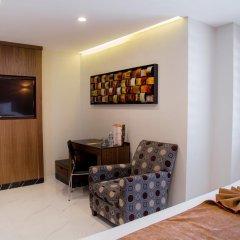 Hotel Dali Plaza Ejecutivo 2* Улучшенный номер с различными типами кроватей фото 2