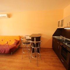 Апартаменты Menada Luxor Apartments Студия Эконом с различными типами кроватей фото 14