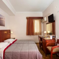Attalos Hotel 3* Номер Эконом с различными типами кроватей фото 4