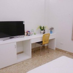 Отель UrHome ApartHotel Апартаменты с различными типами кроватей фото 8