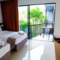 Отель The Umbrella House 3* Номер Делюкс с 2 отдельными кроватями