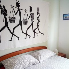 Отель B&B del Viaggiatore Ористано сейф в номере