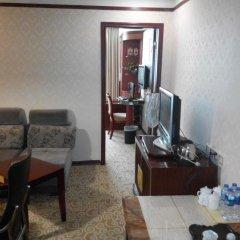Guangzhou Guo Sheng Hotel 3* Улучшенный люкс с различными типами кроватей фото 4