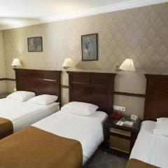 Topkapi Inter Istanbul Hotel 4* Стандартный семейный номер с двуспальной кроватью фото 19