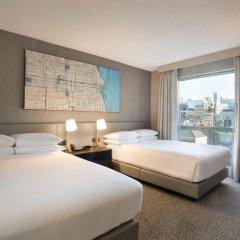 Отель Hilton Suites Chicago/Magnificent Mile комната для гостей фото 8