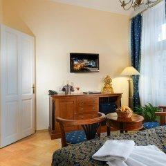 Salvator Hotel 4* Улучшенный номер с различными типами кроватей