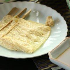 Отель Marucho Ryokan Минамиогуни питание