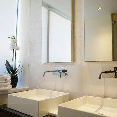 Belgrade Art Hotel ванная