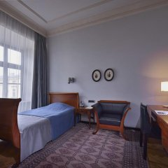 Hotel Pod Roza 4* Стандартный номер с различными типами кроватей фото 2