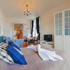 Отель Apartamenty Sun & Snow Traugutta Plaża Сопот комната для гостей фото 3