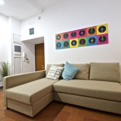 Отель Flaminio Butterfly House Италия, Рим - отзывы, цены и фото номеров - забронировать отель Flaminio Butterfly House онлайн комната для гостей фото 4