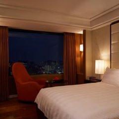 Lotte Hotel Seoul 5* Улучшенный номер с различными типами кроватей фото 5