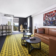 Отель Le Montrose Suite Hotel США, Уэст-Голливуд - отзывы, цены и фото номеров - забронировать отель Le Montrose Suite Hotel онлайн интерьер отеля фото 3
