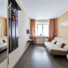 Мини отель Ваша студия Студия разные типы кроватей фото 14