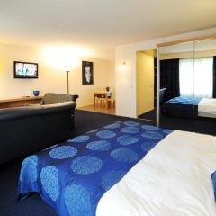 City Inn Luxe Hotel 3* Студия с различными типами кроватей фото 8