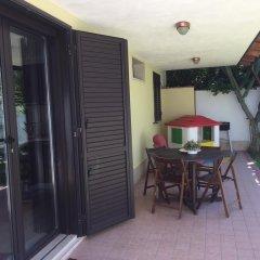 Отель Villetta Carla Фонтане-Бьянке балкон