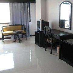 Silver Hotel Phuket 3* Улучшенный номер разные типы кроватей фото 2