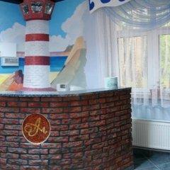 Гостиница Akvamarin Guest House бассейн