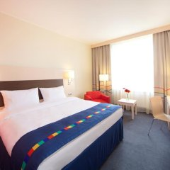 Гостиница Парк Инн от Рэдиссон Новосибирск 4* Стандартный номер двуспальная кровать фото 4