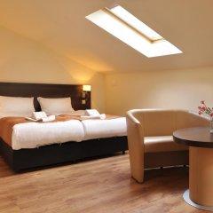 Отель Spatz Aparthotel 3* Стандартный номер с двуспальной кроватью
