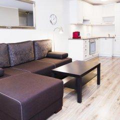 Отель Hosapartments City Center Улучшенные апартаменты с различными типами кроватей фото 12