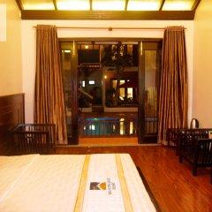 Отель Hoi An Phu Quoc Resort 3* Номер Делюкс с различными типами кроватей фото 3
