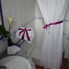 Отель Posada Río Cubas ванная фото 2