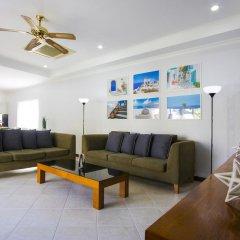 Отель Magic Villa Pattaya 4* Улучшенная вилла с различными типами кроватей фото 16