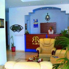 Отель Mario Hotel Албания, Саранда - отзывы, цены и фото номеров - забронировать отель Mario Hotel онлайн интерьер отеля
