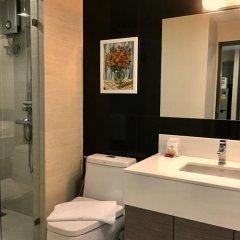 Отель Avatar Residence Бангкок ванная фото 2
