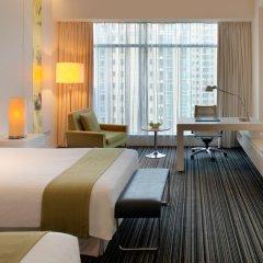 Grand Mercure Shanghai Century Park Hotel 4* Улучшенный номер с различными типами кроватей
