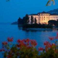Отель Villa Toscanini Стреза пляж