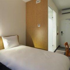 Отель easyHotel Brussels City Centre 3* Стандартный номер с 2 отдельными кроватями фото 5