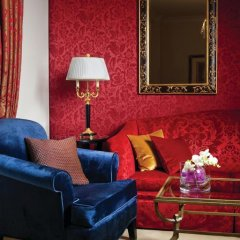 Four Seasons Hotel Prague 5* Люкс с двуспальной кроватью фото 13