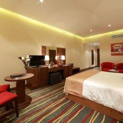 Al Khaleej Plaza Hotel 4* Стандартный номер с различными типами кроватей фото 7