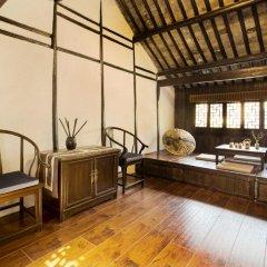 Отель Suzhou Shuian Lohas Вилла с различными типами кроватей фото 8