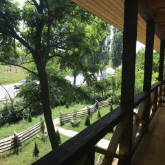 Гостиница Otely Komfort балкон