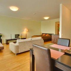 Апартаменты Daily Apartments - Viru Penthouse Люкс с различными типами кроватей фото 16