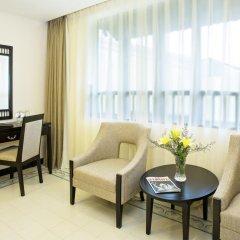 Отель Hoi An Silk Marina Resort & Spa 4* Номер Делюкс с различными типами кроватей фото 11