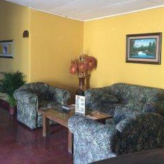 Отель La Posada Copan Копан-Руинас комната для гостей фото 3