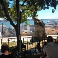 Отель Ritz & Freud Лиссабон питание фото 2
