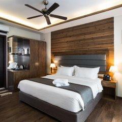 Отель PearlSands At Huraa Улучшенный номер с различными типами кроватей фото 2
