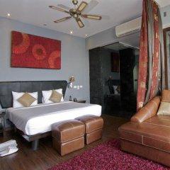 Отель IndoChine Resort & Villas 4* Улучшенный номер с разными типами кроватей фото 4