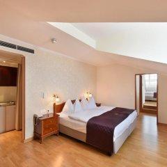 Hotel Am Schubertring 4* Люкс с различными типами кроватей фото 3