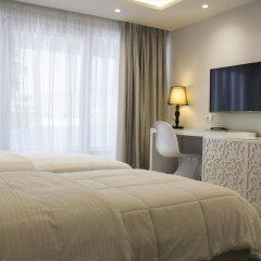 Demi Hotel 4* Номер категории Эконом с различными типами кроватей фото 5