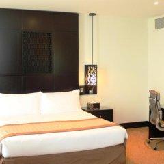 Отель Holiday Inn Dubai - Al Barsha 4* Представительский номер с различными типами кроватей фото 2