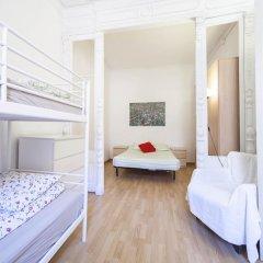 Отель Apartamentos Gótico Las Ramblas Апартаменты с различными типами кроватей
