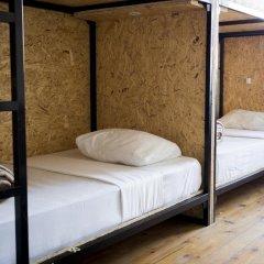 Aykibom Hostel сейф в номере