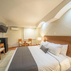 Hotel Malibu 4* Стандартный номер с различными типами кроватей